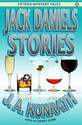 Steal Konrath's E-Book:  A Review of Jack Daniels Stories by J A Konrath
